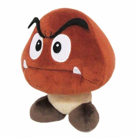 Super Mario Bros. Goomba 6 Inch Plush Doll